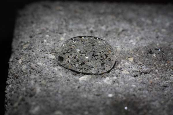 Clinkers Cement Can Be Dissolved : Hydrophobic cement civil engineering blog