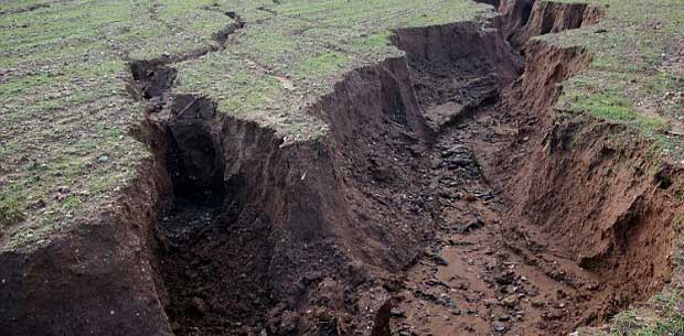Soil erosion causeeffects types of soil erosion agents of soil erosion sciox Images