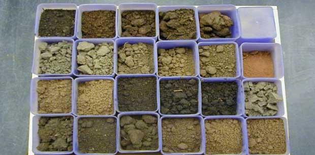 Soil classification civil engineering community for Soil classification