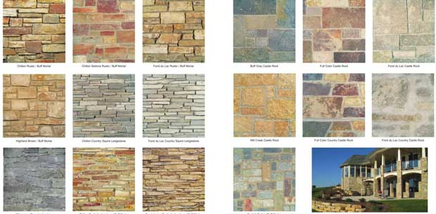 Different Types Of Building Materials : Common buidling stones characterisitics of building
